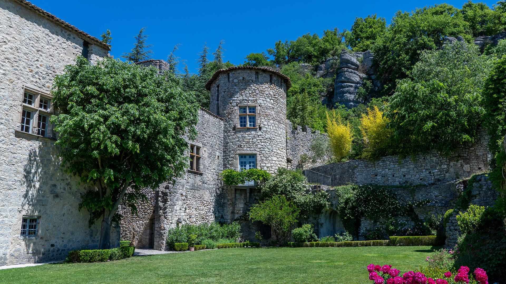 Château de Vogüé - Ardèche
